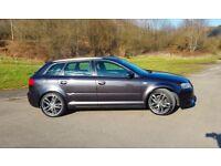 Audi A3 S-Line DSG Auto/Semi Auto