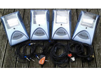 ACME i-BEAT STROBES. SET OF 4 INC CONTROLLER/PWR LEADS ETC...
