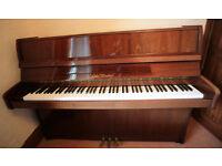 GEBR NIENDORF PIANO 1990 SUITABLE FOR BEGINNER