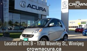 2014 Smart Fortwo Pure, 2 Seater, RWD, Panoramic Roof, Touch Sc