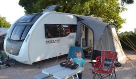 Caravan porch awning outdoor revolution