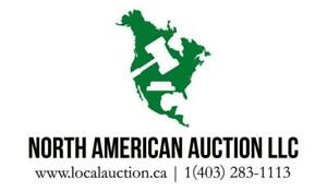 ONSITE AUCTION - TWO SEMI TRAILERS OF NEW WINDOWS AND DOORS PATIO BAY WINDOW CALGARY DOOR ENTRANCE FRONT PUBLIC CLOSING