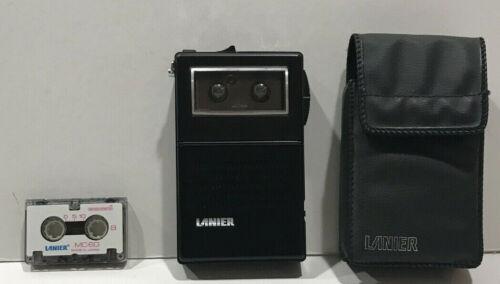 Lanier MC-60 Tape Recorder - FOR REPAIR ONLY
