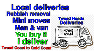 Tweed Heads Deliveries - local delivery guy, mini moves etc Tweed Heads South Tweed Heads Area Preview