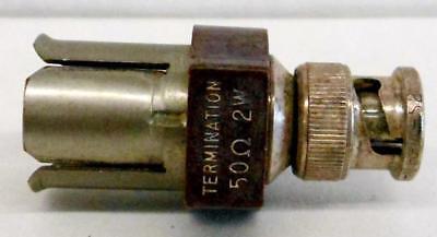 Tektronix 017-0083-00 Termination 50ohm 2w 50 Ohm 2 Watts
