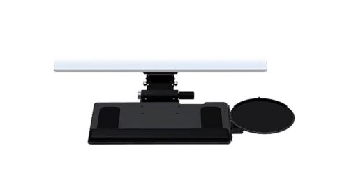 Humanscale 6G 900 Platform Ergonomic Keyboard Tray and Gel P