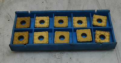 10 - Valenite Carbide Inserts, SNMM433HS, SV315, 7 - New for sure,  In Box