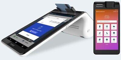 Poynt Smart Terminal P3301 Pos Wireless Credit Card Reader Scanner