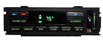 (New Rebuilt 2003 - 2011 Ford Crown Victoria/Grand Marquis Auto Climate Control)