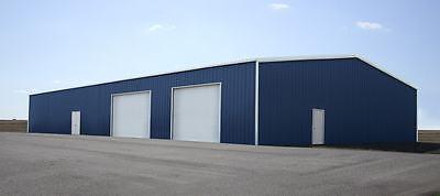 Steel Building 50x100 SIMPSON garage storage shop metal (Steel Storage Building Metal)