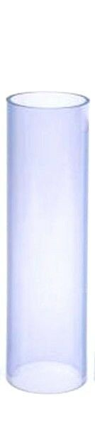 Any Size Diameter Clear PVC Pipe 1/2