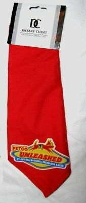 Large Breed Dog Costumes (Dog Bandana, Large Red Chihuahua Races Petco Unleashed Sport Breed Pride)