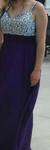 Prom/ Graduation Dress - Like New Condition Peterborough Peterborough Area image 2