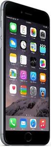iPhone 6 128 GB Space-Grey Fido -- 30-day warranty, blacklist guarantee, delivered to your door
