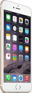 iPhone 6 64 GB Gold Telus -- 30-day warranty and lifetime blacklist guarantee