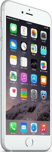 iPhone 6 16 GB Silver Fido -- 30-day warranty, 5-star customer service