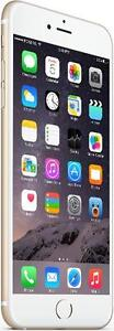 iPhone 6 Plus 16 GB Gold Unlocked -- One month 100% guarantee on all functionality