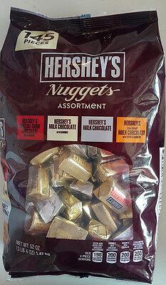 Hershey's Nuggets Assortment Party Candy:Creamy Milk,Dark Ch