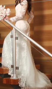 WEDDING DRESS FOR SALE - PERFECT CONDITION