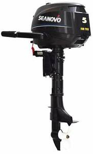 NEW Seanovo 5hp 4 stroke outboard motors Malaga Swan Area Preview
