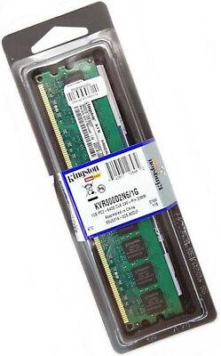 Kingston ValueRAM 1 GB DIMM 800 MHz PC2-6400 DDR2 Memory (KVR800D2N6/1G) Sealed 1g Valueram Pc Memory