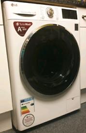 Washing machine LG Inverter DIRECT DRIVE 9KGS