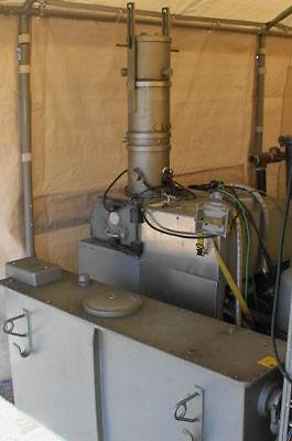Old Vintage Hamilton Standard E-beam Welder Parts Syste