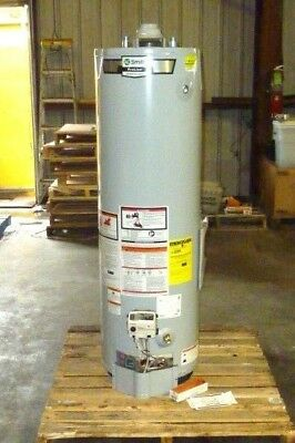 AO Smith ProLine Commercial Grade Water Heater Natural Gas NG 40 gal gallon 40 Gallon Natural Gas Water Heater