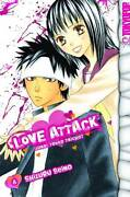 Love Attack Manga