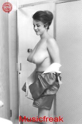 4x6 REPRINT Janey Frawley aka Janie Reynolds 1960s 8 (Nudes)