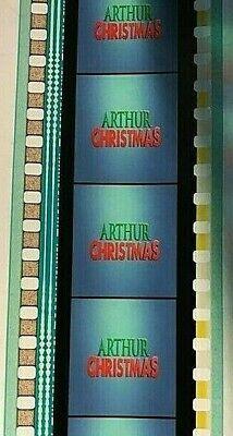 Arthur Christmas with Bill Nighy 35mm Movie Trailer 2012 Scope 2:30 Min  ()