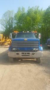 1987 Chevrolet tilte and load