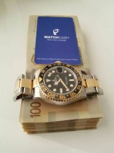 We Pay Maximum Cash Value Fast On Your Rolex Or Luxury Watch