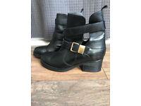 **VEGAN** Willis London, Vegan women boots (UK size 6/Euro 39)