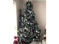 7.5ft Luxury Christmas Tree as new in original box (used once)