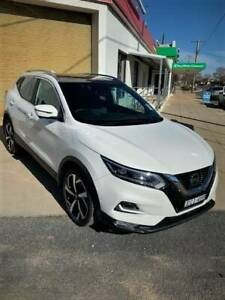 2018 Demo Nissan Qashqai Ti Wagon Walla Walla Greater Hume Area Preview
