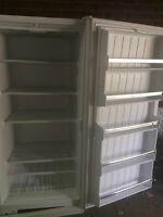Stand up deep freezer