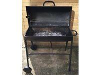 Drum barrel Bbq charcoal barbecue 76cm x 40cm