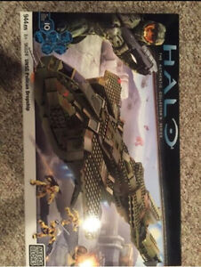 Unopened Lego Halo set