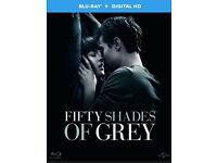 Fifty shades of grey BLU-RAY