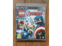 PS3 Lego Avengers game