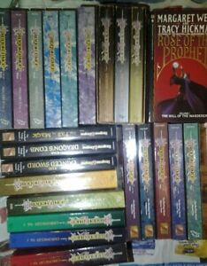 TSR Books (DragonLance, Dungeons & Dragons novels) +more.