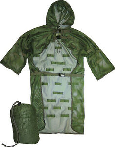 CONCEALMENT-VEST-GHILLIE-SUIT-LIGHTWEIGHT-HUNTING-SNIPER-OLIVE-GREEN-ARMY