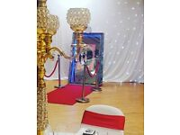 Magic Mirror Photobooth. #Selfiebooth! Personal templates. Unlimited photos. Props.