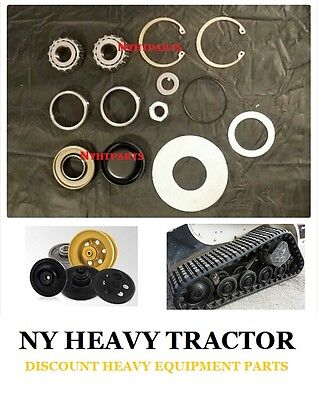 0702-200 0702200 Bogie Rear Wheel Kit For Asv Rc50 Rc60 Sc50 St50 Terex St50