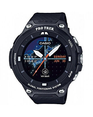 NEW CASIO PRO TREK PROTREK Smart WSD-F20-BK F/S tracking