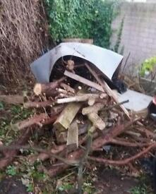 Firewood free to pick up