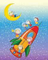 To The Moon And Back Home Daycare (CATERING TO TEACHER PARENTS)