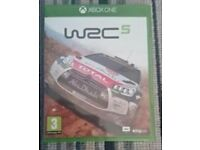 WRC 5 rally game xbox one