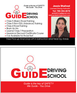 Guide Driving School Inc/Driving Lessons Summer Special!!!
